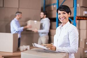 improve warehouse management