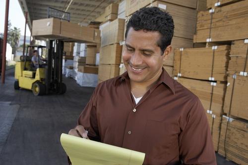warehouse quality control