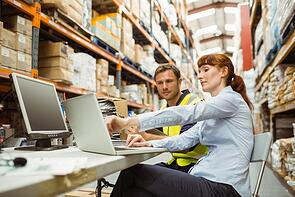 The 5 Steps of Increased Efficiency with Warehouse Management Software