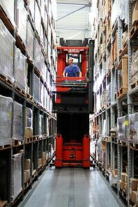 Elbow Room Has Substantial Impact on Warehouse Efficiency